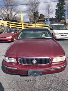 1997 Buick LeSabre for sale at DL Autos in Lenoir NC