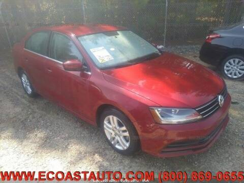 2017 Volkswagen Jetta for sale at East Coast Auto Source Inc. in Bedford VA