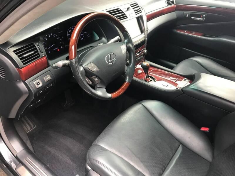 2008 Lexus LS 460 L 4dr Sedan - Boca Raton FL