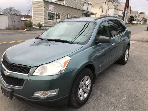 2009 Chevrolet Traverse for sale at RJD Enterprize Auto Sales in Scotia NY
