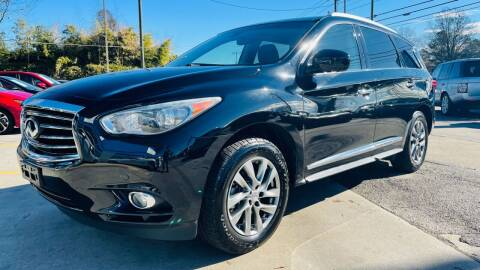 2014 Infiniti QX60 for sale at Capital Motors in Raleigh NC