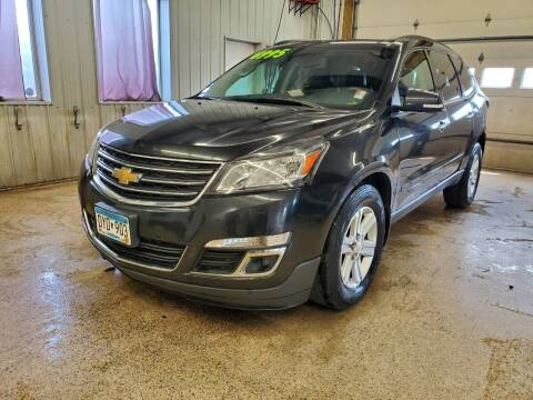 2013 Chevrolet Traverse for sale at Sand's Auto Sales in Cambridge MN