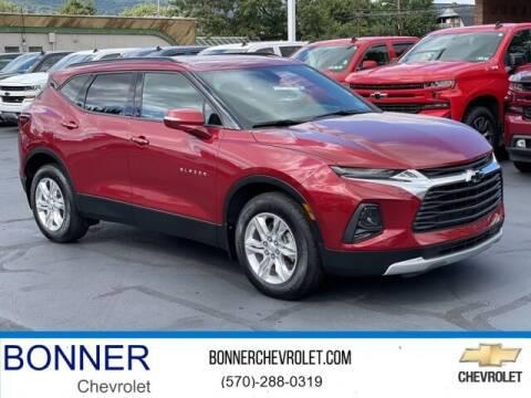 2019 Chevrolet Blazer for sale at Bonner Chevrolet in Kingston PA