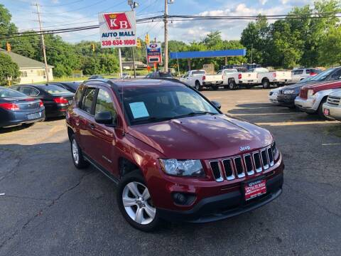 2014 Jeep Compass for sale at KB Auto Mall LLC in Akron OH