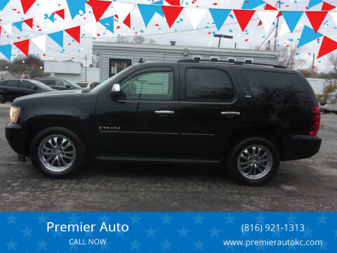 2007 Chevrolet Tahoe for sale at Premier Auto in Independence MO