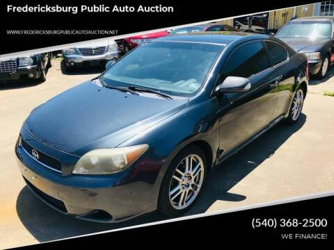 2007 Scion tC for sale at FPAA in Fredericksburg VA