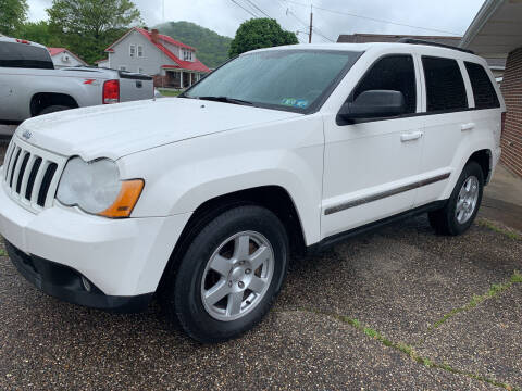2010 Jeep Grand Cherokee for sale at MYERS PRE OWNED AUTOS & POWERSPORTS in Paden City WV
