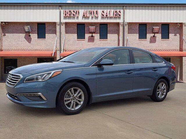 2015 Hyundai Sonata for sale at Best Auto Sales LLC in Auburn AL