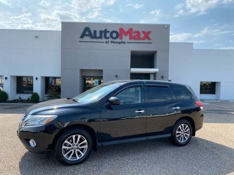 2015 Nissan Pathfinder for sale at AutoMax of Memphis in Memphis TN