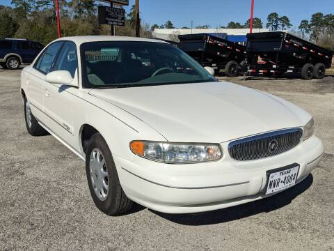 2002 Buick Century for sale at Park and Sell in Conroe TX