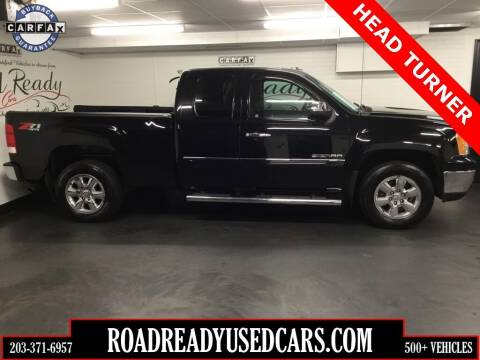 2013 GMC Sierra 1500 for sale at Road Ready Used Cars in Ansonia CT