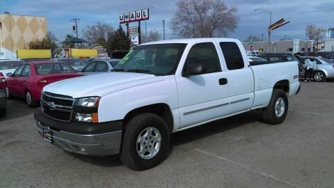 2003 Chevrolet Silverado 1500 for sale at Larry's Auto Sales Inc. in Fresno CA