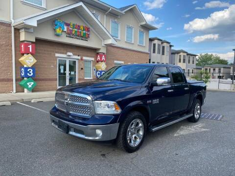 2014 RAM Ram Pickup 1500 for sale at JG Auto Sales in North Bergen NJ