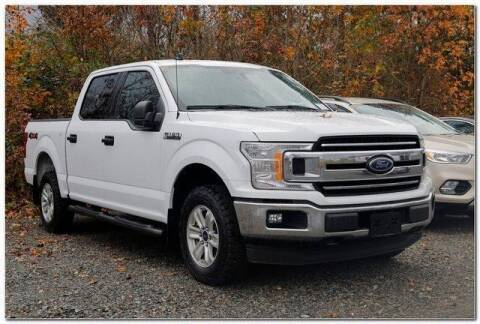 2019 Ford F-150 for sale at WHITE MOTORS INC in Roanoke Rapids NC