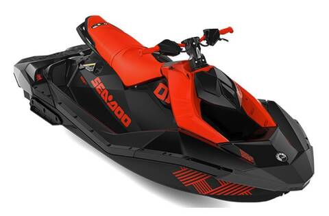 2021 Sea-Doo Spark Trixx 3up iBR