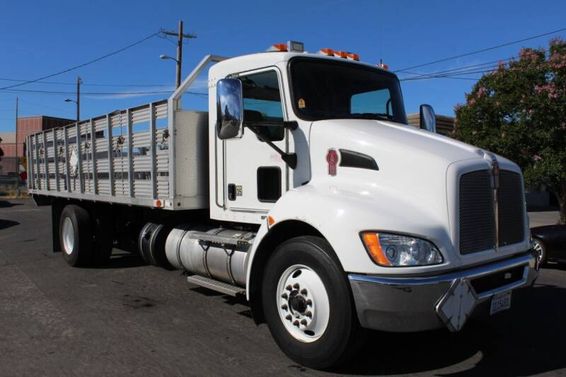 2014 Kenworth T370 for sale at CA Lease Returns in Livermore CA