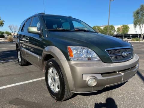 2004 Kia Sorento for sale at Premier Motors AZ in Phoenix AZ