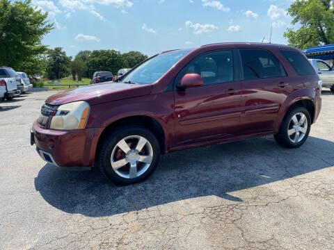 2008 Chevrolet Equinox for sale at Dave-O Motor Co. in Haltom City TX