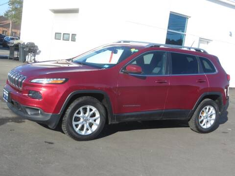 2014 Jeep Cherokee for sale at Price Auto Sales 2 in Concord NH