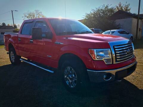 2011 Ford F-150 for sale at Cutiva Cars in Gastonia NC