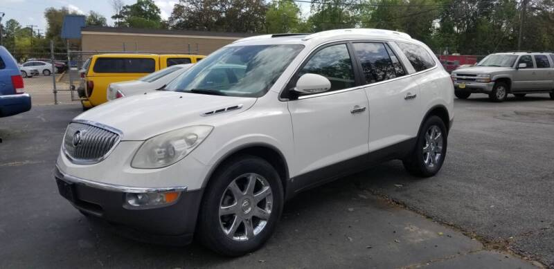 2008 Buick Enclave for sale at Bill Bailey's Affordable Auto Sales in Lake Charles LA