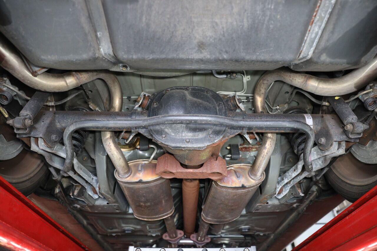 Cantech automotive: 1996 Ford Mustang SVT Cobra 4.6L V8 Coupe