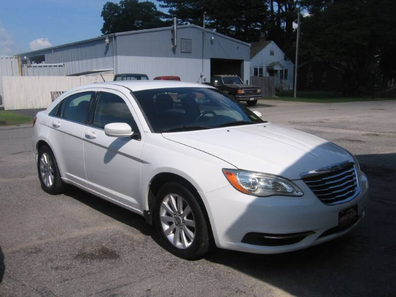 2011 Chrysler 200 for sale at Ridetime Auto in Suffolk VA
