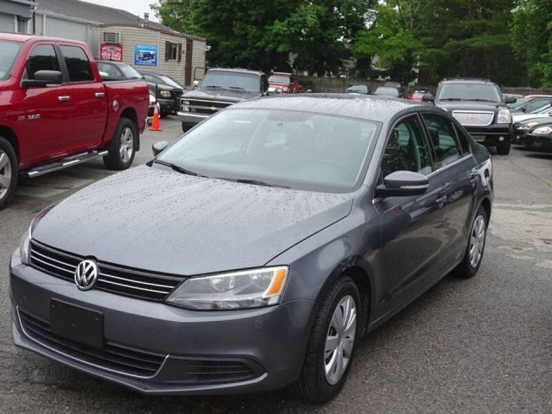 2013 Volkswagen Jetta for sale at QUALITY AUTO SALES OF NEW YORK in Medford NY