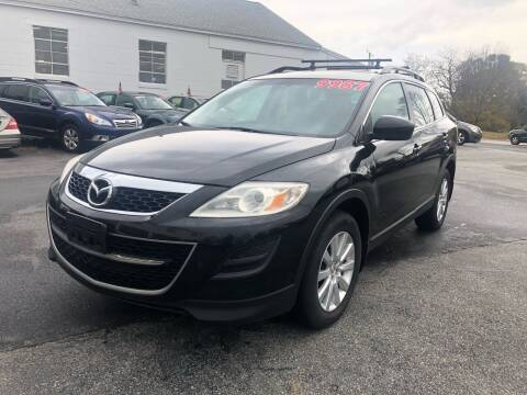 2010 Mazda CX-9 for sale at MBM Auto Sales and Service - MBM Auto Sales/Lot B in Hyannis MA