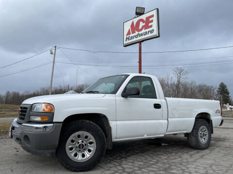 2005 GMC Sierra 1500 for sale at ACE HARDWARE OF ELLSWORTH dba ACE EQUIPMENT in Canfield OH