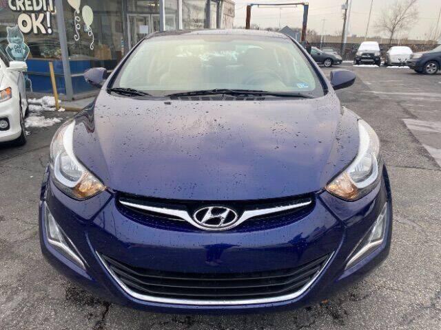 2014 Hyundai Elantra for sale at A&R Motors in Baltimore MD