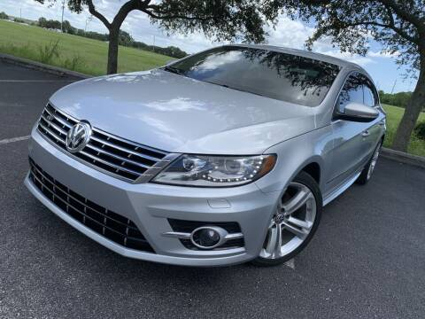 2014 Volkswagen CC for sale at Fisher Motor Group LLC in Bradenton FL