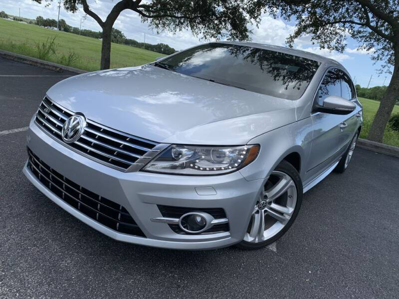 2014 Volkswagen CC for sale at Fisher Motor Group LLC in Bradenton FL