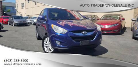 2011 Hyundai Tucson for sale at Auto Trader Wholesale Inc in Saddle Brook NJ