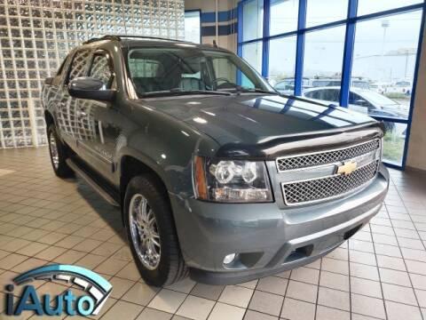 2012 Chevrolet Avalanche for sale at iAuto in Cincinnati OH