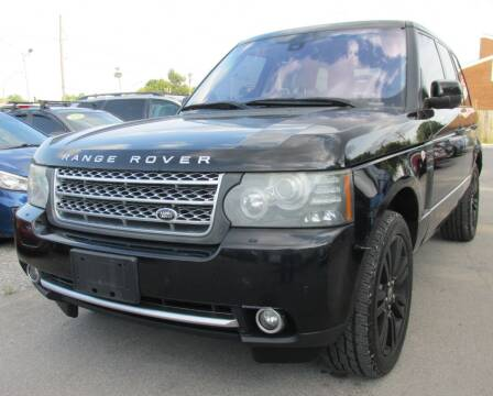 2011 Land Rover Range Rover for sale at Express Auto Sales in Lexington KY
