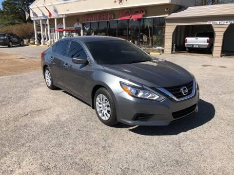 2018 Nissan Altima for sale at Townsend Auto Mart in Millington TN