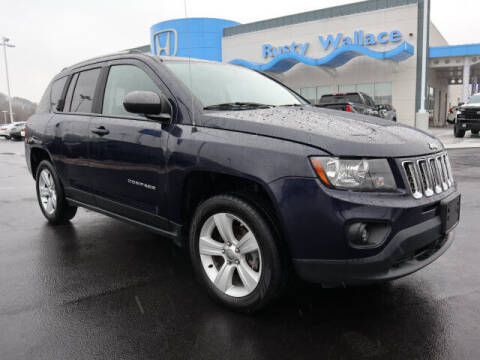 2016 Jeep Compass for sale at RUSTY WALLACE HONDA in Knoxville TN
