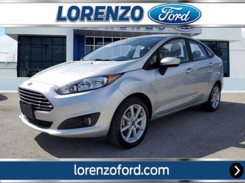 2019 Ford Fiesta for sale at Lorenzo Ford in Homestead FL