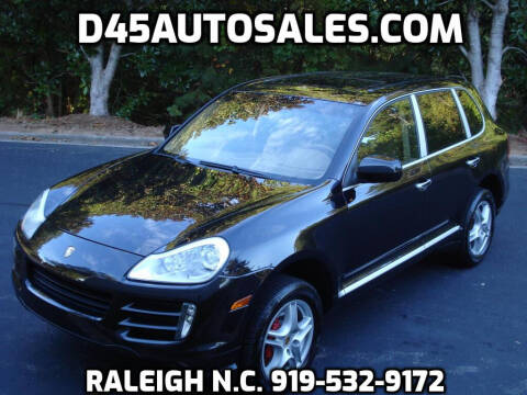 2009 Porsche Cayenne for sale at D45 Auto Brokers in Raleigh NC