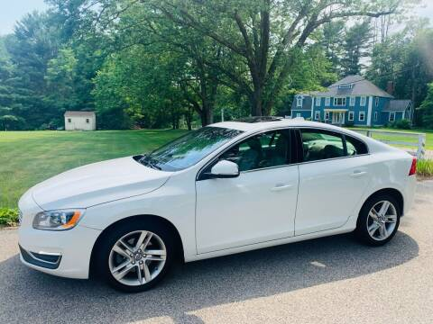 2015 Volvo S60 for sale at 41 Liberty Auto in Kingston MA