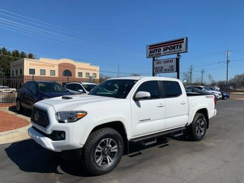 2018 Toyota Tacoma for sale at Auto Sports in Hickory NC