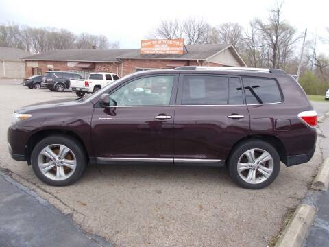 2013 Toyota Highlander for sale at West TN Automotive in Dresden TN