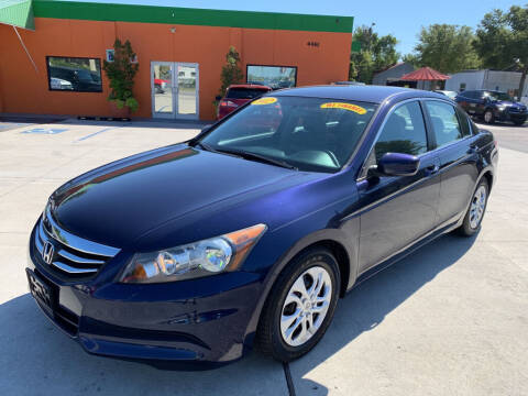 2012 Honda Accord for sale at Galaxy Auto Service, Inc. in Orlando FL