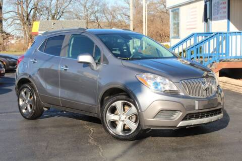 2013 Buick Encore for sale at Dynamics Auto Sale in Highland IN