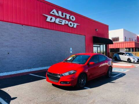 2016 Dodge Dart for sale at Auto Depot of Smyrna in Smyrna TN