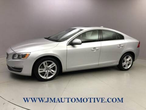 2015 Volvo S60 for sale at J & M Automotive in Naugatuck CT