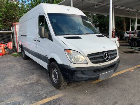 2007 Freightliner Sprinter Cargo for sale at America Auto Wholesale Inc in Miami FL
