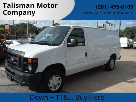 2013 Ford E-Series Cargo for sale at Don Jacobson Automobiles in Houston TX