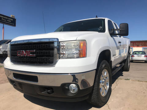 2011 GMC Sierra 2500HD for sale at Town and Country Motors in Mesa AZ